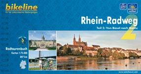 Rhein-Radweg Teil 2 - Von Basel nach Mainz - Radwege-In-Deutschland.DE