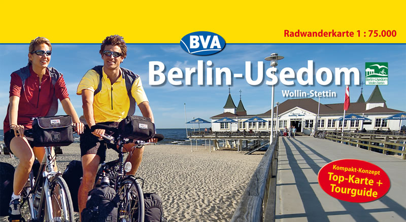Radweg Berlin Usedom Karte.Berlin Usedom Radfernweg Radwege In Deutschland De