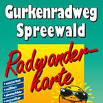 Radwanderkarte Gurkenradweg Spreewald