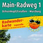 Karten & Bücher vom und über Main Radweg - Radwege-In-Deutschland.DE