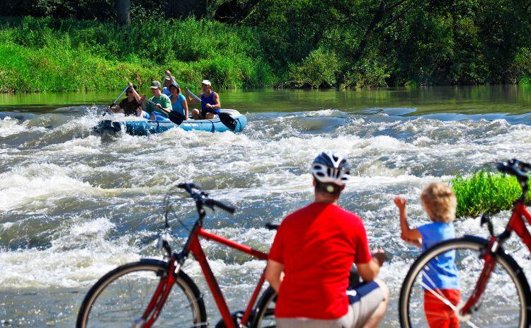 fahrradtouren niederrhein mit übernachtungen
