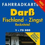 Fahrradkarte Darß - Fischland - Zingst