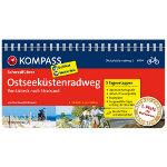 Fahrradführer Ostseeküstenradweg Von Lübeck nach Stralsund